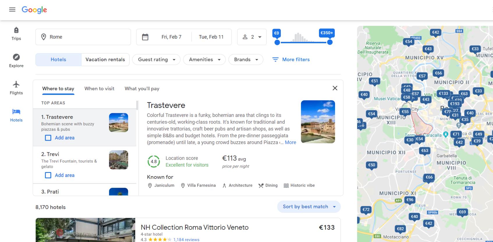 google travel_opportunità_hotel manager e albergatori _where to stay